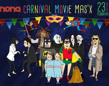 nona CARNIVAL MOVIE MAS'X