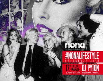 NONALIFESYLE with DJ Pyton