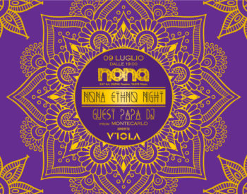 Nona Ethno Night with Papa Dj from Montecarlo